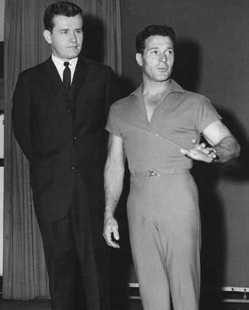 WAGA-TV, Dave Michaels, Jack LaLanne